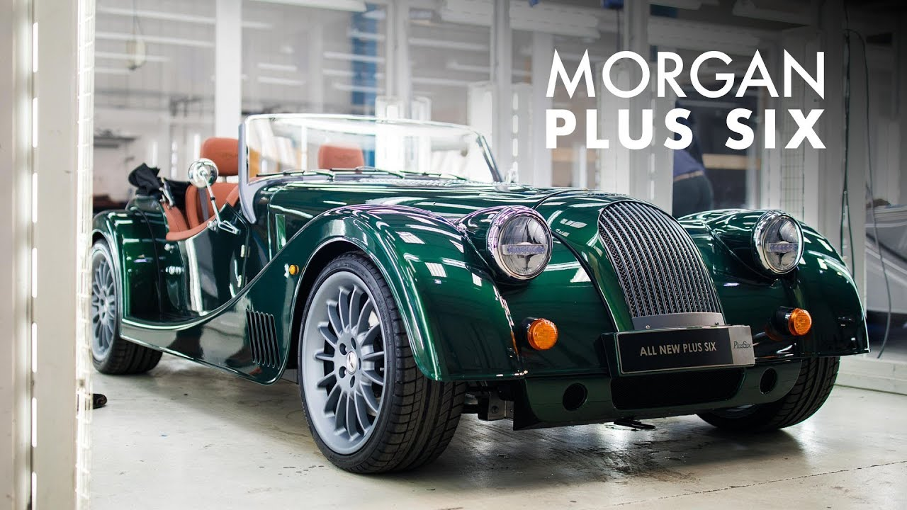New Morgan Plus Six Packing Bmw Z4 Supra Power