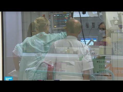 المستشفيات الفرنسية تسابق الزمن لزيادة عدد الأسرة في أقسام الإنعاش  - 22:00-2020 / 3 / 14