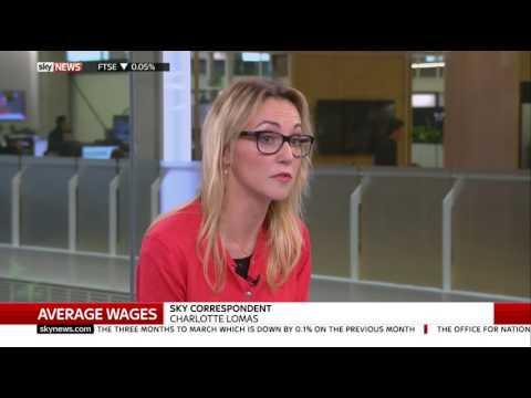 UK unemployment rate down lowest for 42 years - Charlotte Lomas