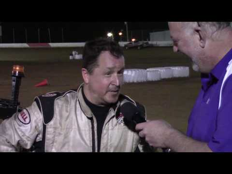 Trail-Way Speedway 358 Sprint Car Hard Charger 4-21-17