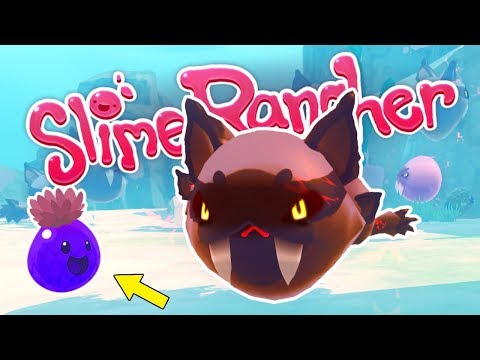 New SABER SLIMES and KOOKADOBA FRUIT! - The Wilds New Update! | Let's Play Slime Rancher Gameplay