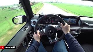 Тест драйв Mercedes G Class G63 AMG 2019