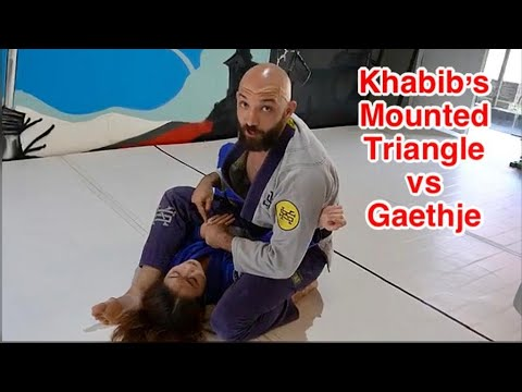 My Khabib vs Gaethje submission breakdown. From the Stronghold Podcast