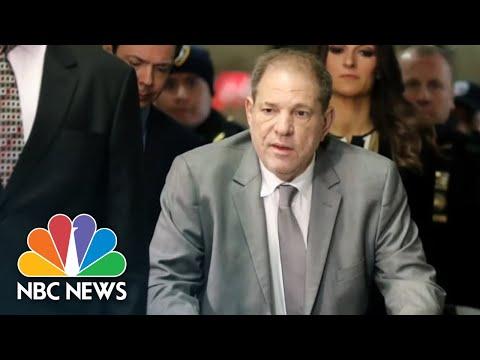Harvey Weinstein Sentenced To 23 Years In Prison, Addresses Court | NBC News