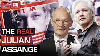 JULIAN ASSANGE WORLD EXCLUSIVE: Secrets from inside the embassy | 60 Minutes Australia