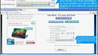 how to sign up for tagged account