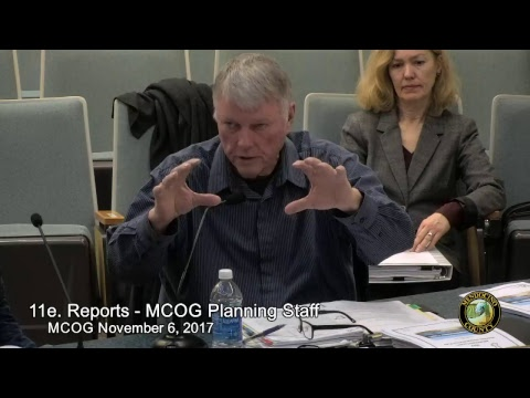 Mendocino Council of Governments 11/6/2017
