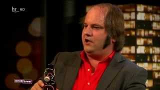 Matthias Egersdörfer: Jetzt drink mer mal ;-)