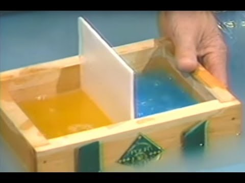 How To Make Paper: Deckle Division