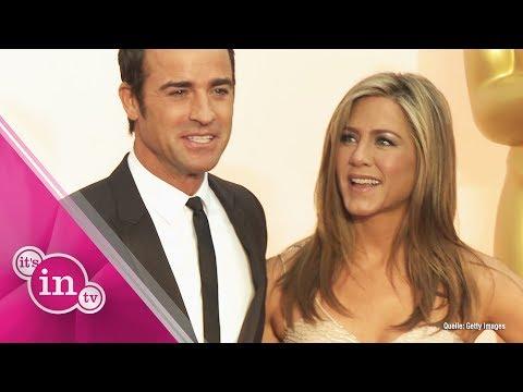 Bestätigt! Liebes-Aus bei Jennifer Aniston und Justin Theroux!