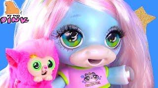 НОВИЙ ДРУГ ЄДИНОРІЖКИ! LITTLE LIVE TOY ПОСИЛКА від Moose Toys #Wrapples #LittleLive Іграшки для Дітей