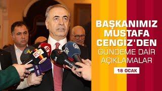 🎙 Başkanımız Mustafa Cengiz'den Gündeme Dair Açıklamalar