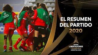 Corinthians vs. América de Cali [1-1] (3-4) | SEMIFINALES | CONMEBOL Libertadores Femenina 2020