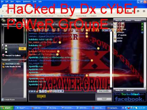 Hacked By DX Cyber Power GrouPe 6
