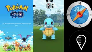 How to hack/fly GPS + Joystick Pokemon Go, Tested in Xiaomi