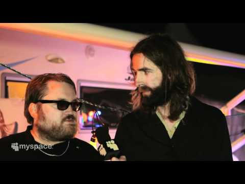 Band Of Horses - Myspace Interview