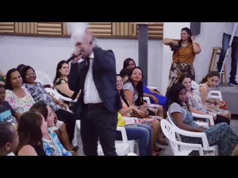 O abrigo de Deus -Igreja Cristã Abrigo - Quinto Aniversario -- Pr Kairos Junior
