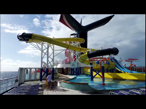 Carnival fascination tour - Pros & Cons