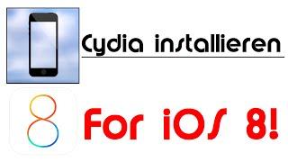 Cydia einfach auf iOS 8-8.1 installieren nach dem Pangu Jailbreak  Deutsch/HD