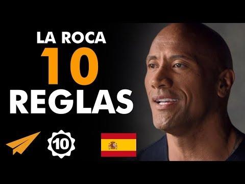 Dwayne 'The Rock' Johnson: 10 reglas para el éxito en la vida (Muy buen doblaje)