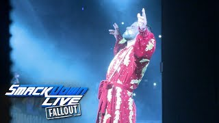 Watch exclusive footage of Bobby Roode