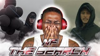 NF - The Search (The Grammy Is His This Year) 2LM Reaction