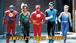 Justice League of America - Awfully Good Movies