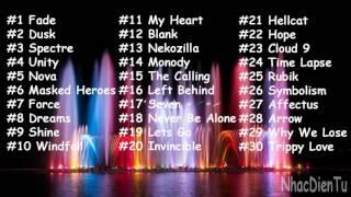Top 30 Bản Nhạc Điện Tử Gây Nghiện Nhạc EDM Remix