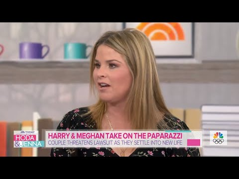 Jenna 'Irritated' By Mom-Shaming Of Meghan Markle | TODAY