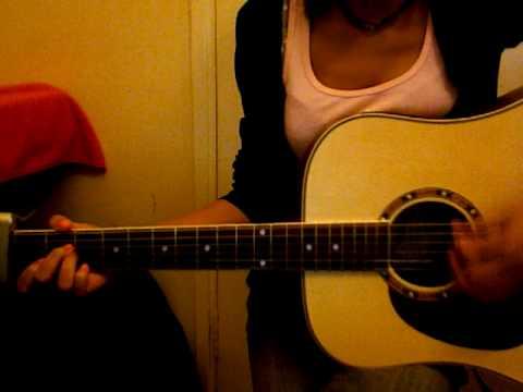 Baby - Justin Bieber Acoustic Guitar  Instrumental (with chords & lyrics)