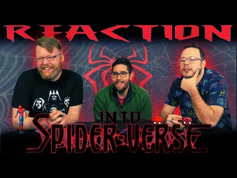 Download Youtube: Spider-man: Into The Spider-verse - Official Teaser Trailer REACTION!!