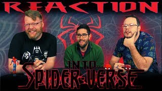 connectYoutube - Spider-man: Into The Spider-verse - Official Teaser Trailer REACTION!!