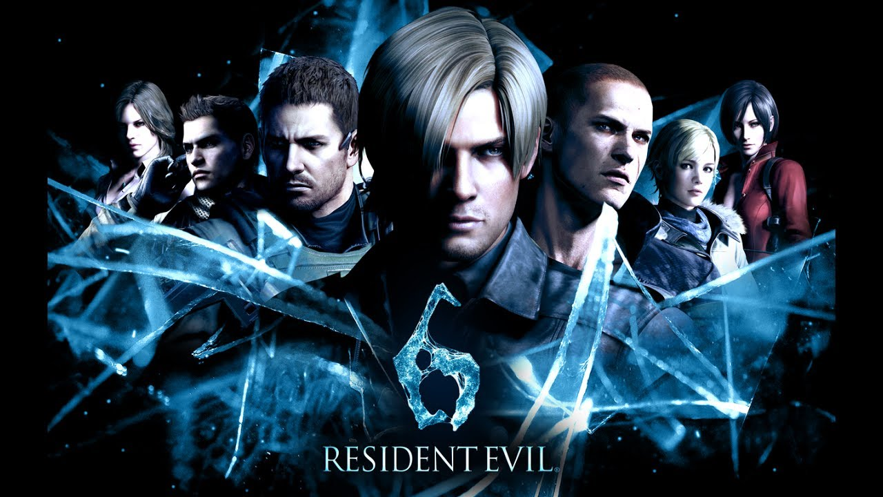 Resident Evil 6 The Movie (All Cutscenes Edited in Order ...