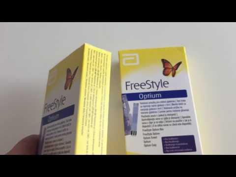 Купить Тест полоски FreeStyle Optium 50шт
