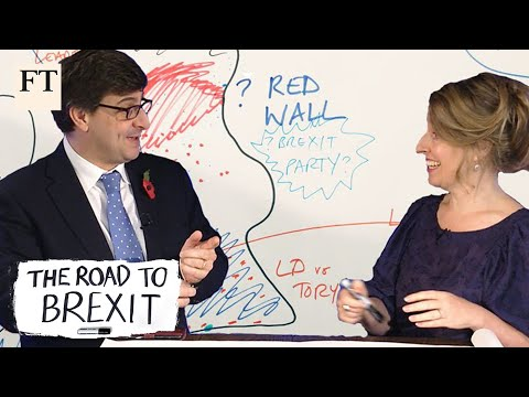 Drawing The UK Election's Battle Lines | The Road To Brexit (s1 Ep 4)