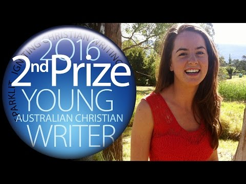 2016 Young Australian Christian Writer Award Second Prize