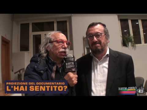 BRUNO MARTINI - SICUREZZA NELLE SCUOLE - PROIEZIONE DEL DOCUMENTARIO