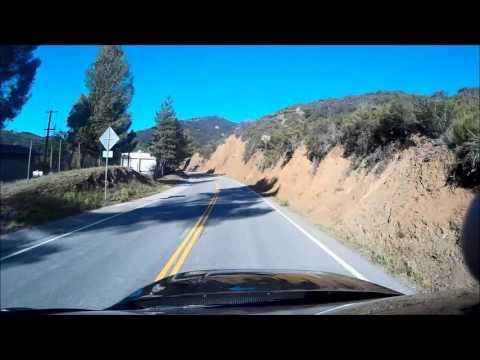 Encinal Canyon in north Malibu, CA