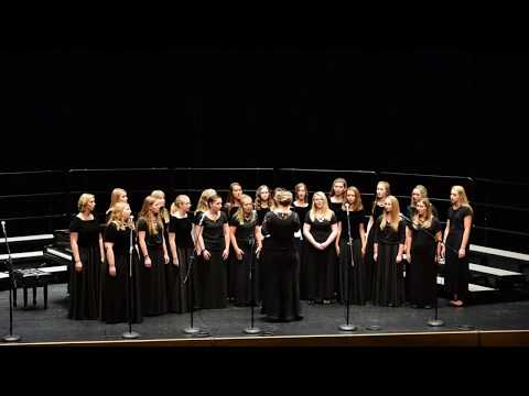 SHS Vocal Jazz - True Colors - Steinberg and Kelly, Arr. Hampsch 5/2018