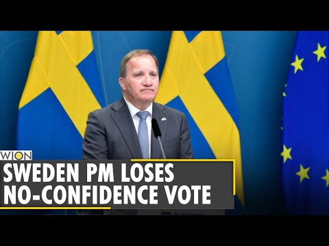 Sweden PM Lofven loses no-confidence vote, toppling government | Latest English News | WION World
