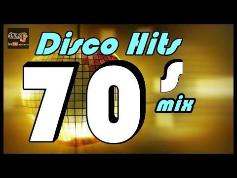 Lo Mejor de la Música Disco 70s Mix Éxitos de la Época Rosa Studio 54