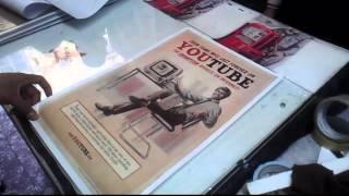 Posters para mis Videos / Galería de Retablos Afiches Cuadros Fotografías Pot art