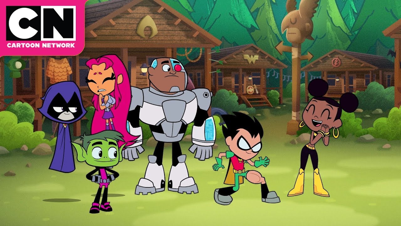 Robins Summer Lovin  Teen Titans Go  Cartoon Network -5613