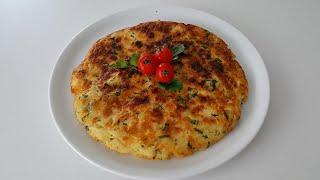 1 Tane Yufka ile 5 Dakikada Su Böreği Lezzetinde Tava Böreği-Börek Tarifleri-Gurbetinmutfagi