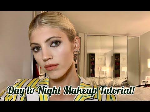 Day to Night Makeup Tutorial! | Devon Windsor