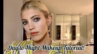 Day to Night Makeup Tutorial!   Devon Windsor