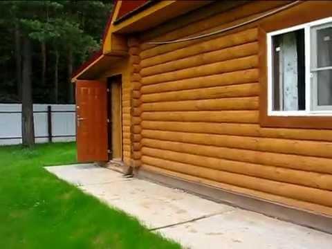 Видеообзор дома. Калужская область, деревня Воробьи