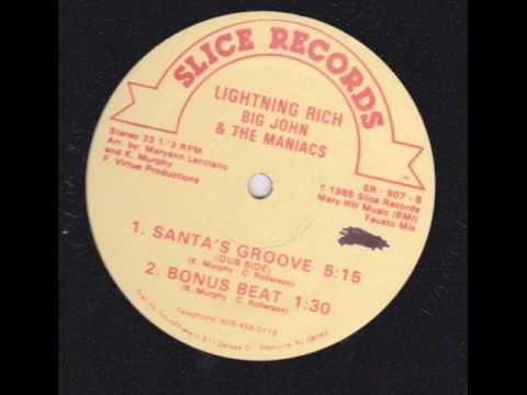 Lightnin' Rich  - Santa's Groove (Dub)