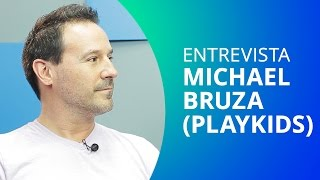 Michael Bruza: série Friends, Warner Bros., Netflix e PlayKids [CT Entrevista]