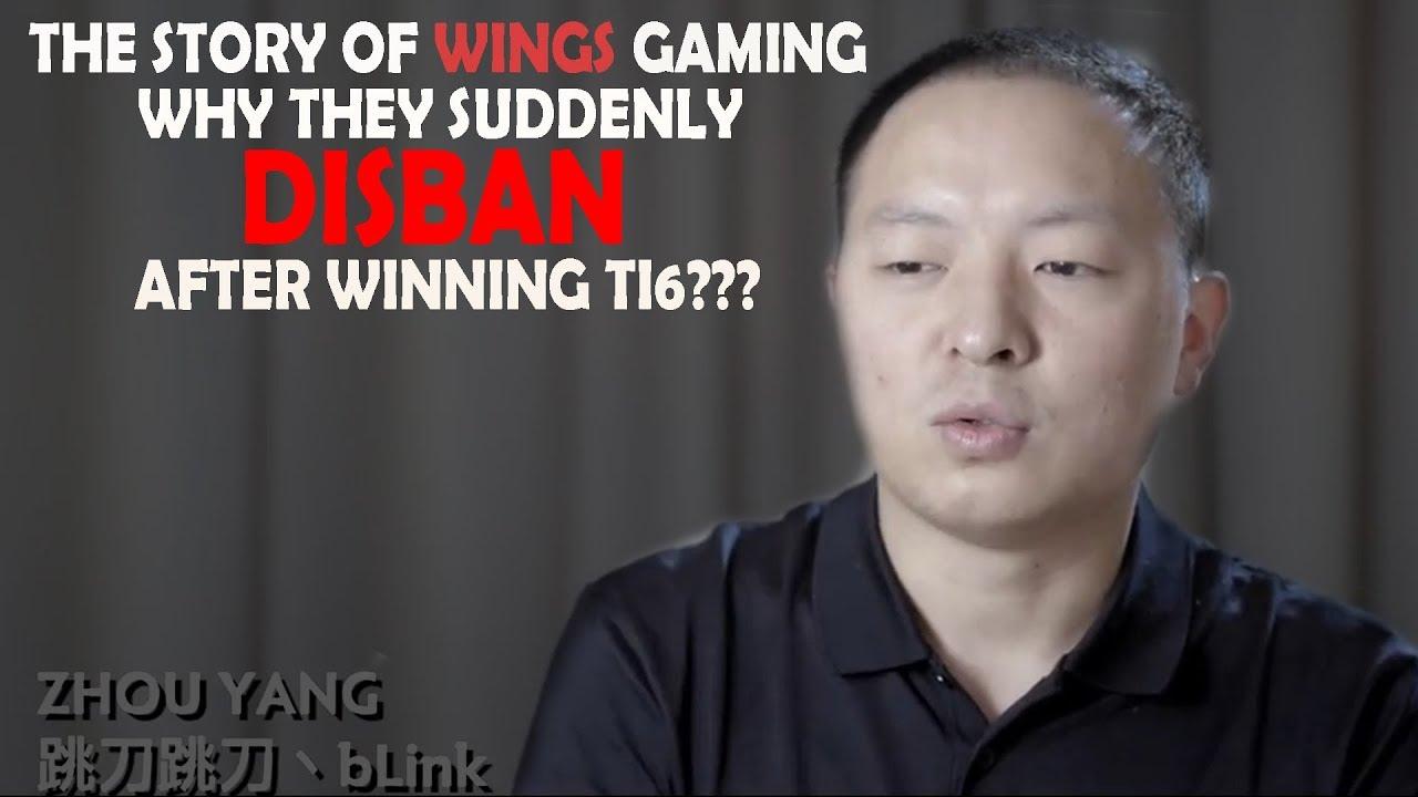 Wings Gaming Disband